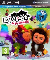 Hra pre Playstation 3 EyePet & Friends