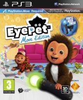 Hra pre Playstation 3 EyePet (Move Edition)