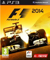 Hra pro Playstation 3 F1 2014
