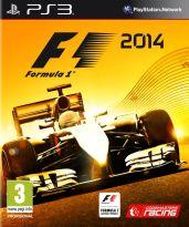 Hra pre Playstation 3 F1 2014