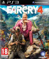 Hra pre Playstation 3 Far Cry 4 CZ