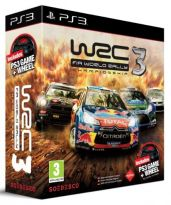 Hra pre Playstation 3 WRC: FIA World Rally Championship 3 + volant