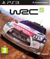 Hra pre Playstation 3 WRC 5