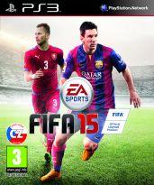 Hra pre Playstation 3 FIFA 15 CZ