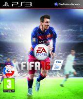 Hra pre Playstation 3 FIFA 16 CZ