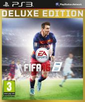 Hra pre Playstation 3 FIFA 16 CZ (Deluxe Edition)
