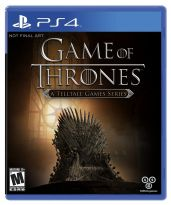 hra pre Playstation 4 Game of Thrones: A Telltale Games Series