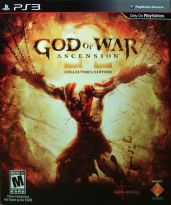 Hra pre Playstation 3 God of War: Ascension (Collectors Edtion)