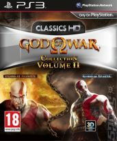 Hra pre Playstation 3 God of War Collection Volume II (Chains of Olympus + Ghost of Sparta)
