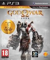 Hra pre Playstation 3 God of War: SAGA
