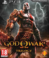 Hra pre Playstation 3 The God of War Trilogy