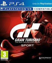 hra pre Playstation 4 Gran Turismo: Sport