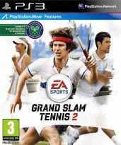 Hra pre Playstation 3 Grand Slam Tennis 2