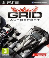 Hra pro Playstation 3 GRID Autosport Black Edition