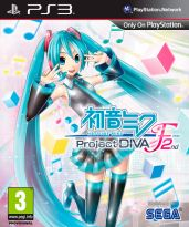 Hra pre Playstation 3 Hatsune Miku: Project Diva F2nd