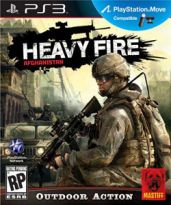 Hra pre Playstation 3 Heavy Fire: Afghanistan