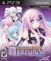 Hra pre Playstation 3 HyperDimension Neptunia Mk2