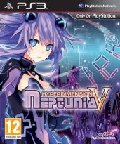 Hra pro Playstation 3 Hyperdimension Neptunia Victory