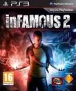 Infamous 2 + DualShock 3 (červený)