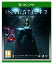 hra pro Xbox One Injustice 2 (Deluxe Edition)