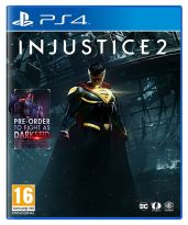 hra pre Playstation 4 Injustice 2