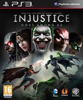 Hra pre Playstation 3 Injustice: Gods Among Us
