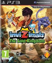 Hra pre Playstation 3 Invizimals: The Lost Kingdom