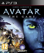 Hra pre Playstation 3 James Camerons Avatar: The Game