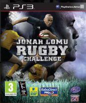 Hra pre Playstation 3 Jonah Lomu Rugby Challenge