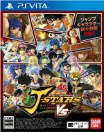Hra pre PS Vita J-Stars Victory VS