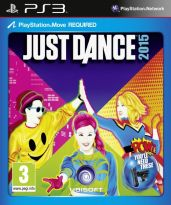 Hra pre Playstation 3 Just Dance 2015