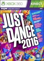 Hra pre Xbox 360 Just Dance 2016