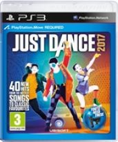Hra pre Playstation 3 Just Dance 2017