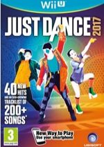 Hra pre Nintendo WiiU Just Dance 2017