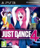 Hra pre Playstation 3 Just Dance 4