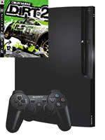 Pr�slu�enstvo pre Playstation 3 konzola Sony PlayStation 3 Slim (250GB) + Dirt 2