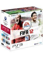Príslušenstvo pre Playstation 3 konzola Sony PlayStation 3 Slim (320GB) + Fifa 12