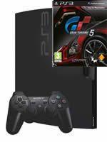 Príslušenstvo pre Playstation 3 konzola Sony PlayStation 3 Slim (320GB) + Gran Turismo 5
