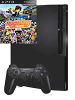 Príslušenstvo pre Playstation 3 konzola Sony PlayStation 3 Slim (250GB) + ModNation Racers