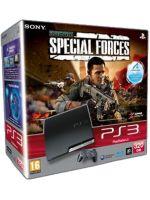 Príslušenstvo pre Playstation 3 konzola Sony PlayStation 3 Slim (320GB) + SOCOM: Special Forces + HDMI kábel