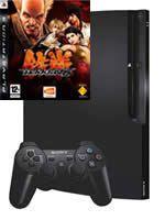 Príslušenstvo pre Playstation 3 konzola Sony PlayStation 3 Slim (250GB) + Tekken 6