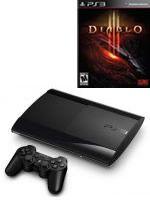 Príslušenstvo pre Playstation 3 Konzola Sony PlayStation 3 Super Slim (500GB) + Diablo III
