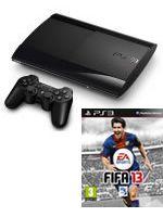 Pr�slu�enstvo pre Playstation 3 Konzola Sony PlayStation 3 Super Slim (500GB) + FIFA 13 CZ