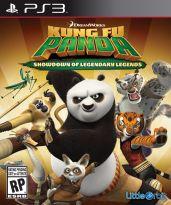 Hra pre Playstation 3 Kung Fu Panda: Showdown of Legendary Legends