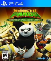 hra pre Playstation 4 Kung Fu Panda: Showdown of Legendary Legends