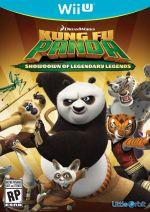 Hra pre Nintendo WiiU Kung Fu Panda: Showdown of Legendary Legends