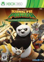 Hra pre Xbox 360 Kung Fu Panda: Showdown of Legendary Legends