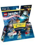 Herní příslušenství LEGO Dimensions: Level Pack - Ghostbusters