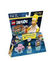 Herné príslušenstvo LEGO Dimensions: Level Pack - The Simpsons