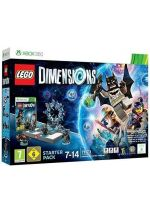 Hra pre Xbox 360 LEGO Dimensions (Starter Pack)